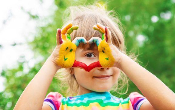Jak aktywnie i kreatywnie spędzić czas z 4 – latkiem?