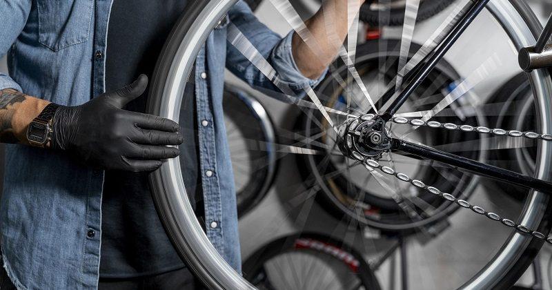 Przygotuj rower do nowego sezonu – wymiana dętki